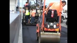 Asphalt paving in Pakenham VIC.(part 1)