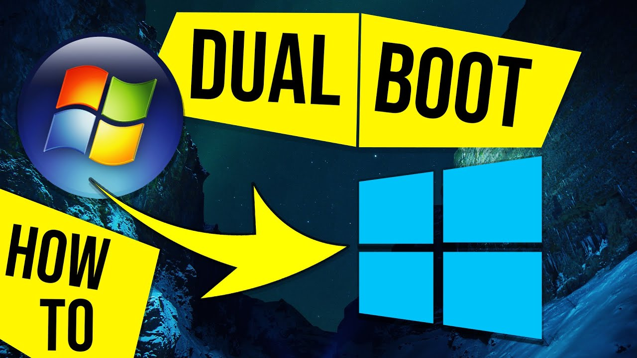 How to install (Dual Boot) Windows 7 in Windows 10 without ...