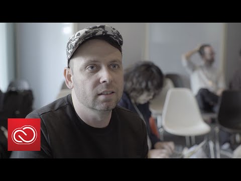 Make It on Mobile with Bobby Solomon | Adobe Creative Cloud