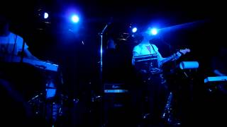 """Atlas / A Flood"" - Fanfarlo at Brighton Music Hall 3.5.2012"