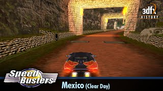 3dfx Voodoo 5 6000 AGP - Speed Busters: American Highways - Mexico (Clear Day) [Gameplay/60fps]