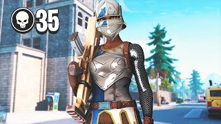 35 Kill Solo Squads | **SEASON 8 PERSONAL RECORD** | Controller On PC