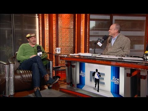 "Actor David Koechner of CBS's ""Superior Donuts"" Joins The RE Show in Studio - 1/26/17"