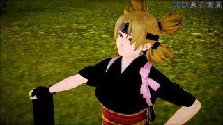 Honey Select Party: Temari (Naruto)