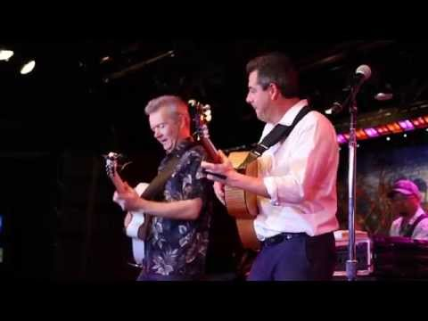 Marc Antoine and Peter White perform