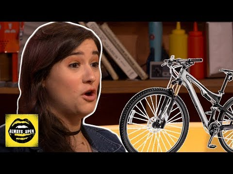 Always Open #41 - When Becca's Bike Broke Her