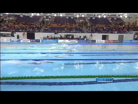 British Gas Swimming Championships 2014 - Heats Day One (Part One)