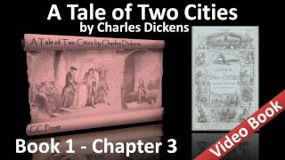 Book 01 - Chapter 03 - A Tale of Two Cities by Charles Dickens - The Night Shadows