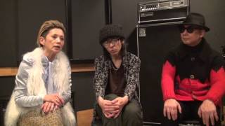 """One of Love SPECIAL INTERVIEW #1 仲井戸""""CHABO""""麗市 × 斉藤ノヴ × 夏..."""