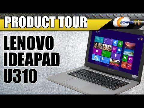 newegg-tv:-lenovo-ideapad-u310-intel-core-i5-ultrabook-product-tour