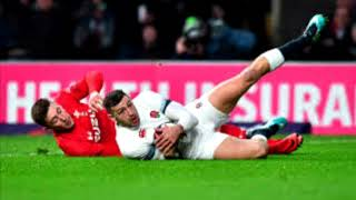 England vs Wales Review - WERE WALES ROBBED?