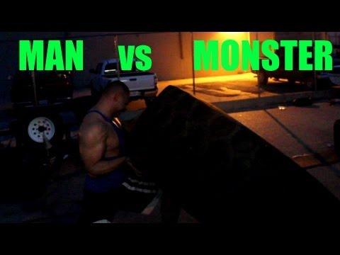 MAN VS MONSTER: The Vince Garza Story (Ft. Chris Jones, BigPlayRay and Hanh Champion)