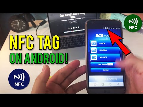 NFC Sticker BISA MEMPERMUDAH HIDUP??? What Is NFC? How To Use In Creative Way