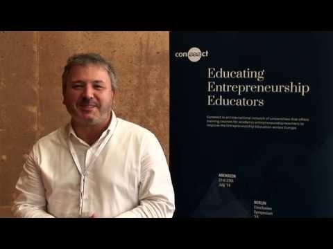 Promoting entrepreneurship in universities - José Paulo Rainho - Coneeect Lisbon
