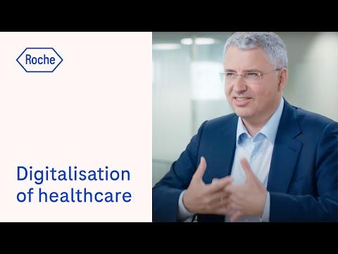 Roche CEO Severin Schwan on digitalisation of healthcare