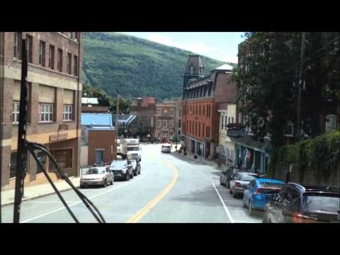 Downtown Brattleboro Vermont