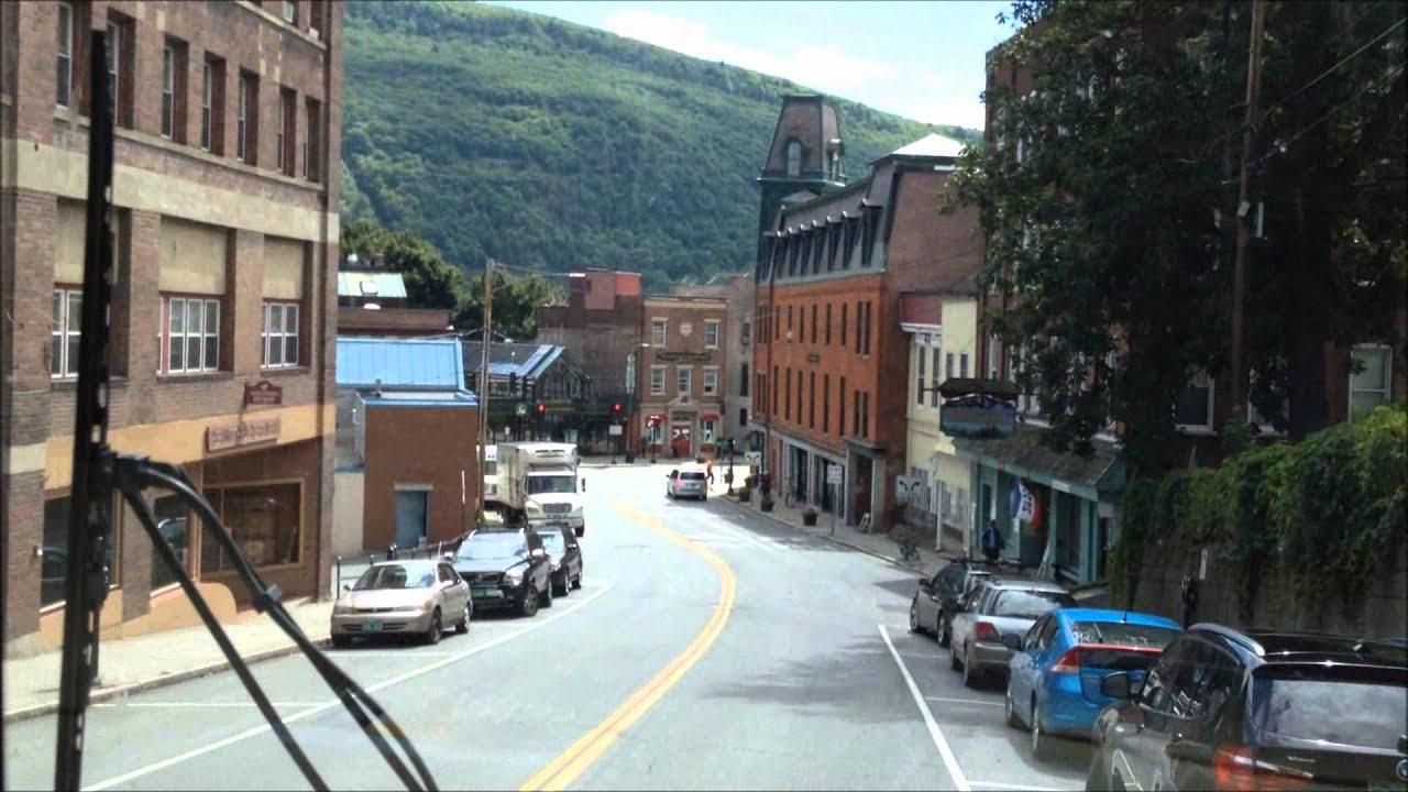 Mit Spartarifen 15 oder mehr auf Reisen in Vermont