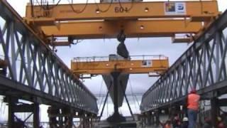 Puente La Mochita Vigas Pretensadas PREANSA