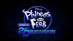 """08 - """"trincee triste"""" - Phineas & Ferb: attraverso la seconda dimensione (Wii / PS3) Colonna sonora"""