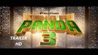 [Official Trailer #1(2016-2015) Animation]- Kung Fu Panda 3- Lendas do Dragao Guerreiro- HD Oficial