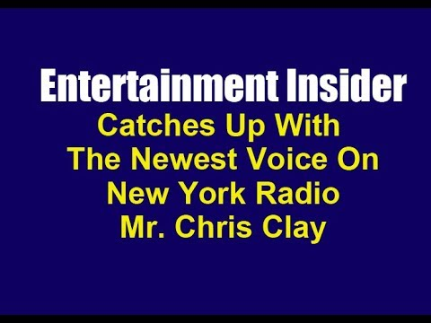 Entertainment Insider with Chris Clay
