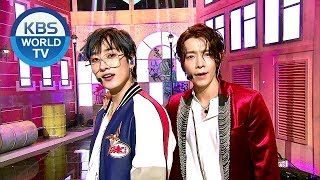 SUPER JUNIOR-D&E - 'Bout you | 슈퍼주니어-D&E - 머리부터 발끝까지 [Music Bank COMEBACK / 2018.08.17]