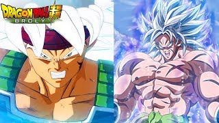 Dragon Ball Super Broly Movie: BARDOCK AND GINE CONFIRMED!! SAIYAN ORIGIN STORY BROLY MOVIE 2018