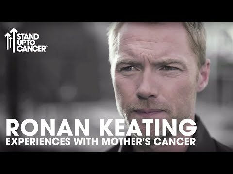 Ronan's Moment | My Experiences With My Mother's Cancer | Stand Up To Cancer