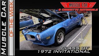 Buick GS and Class Of 1972 Muscle Car and Corvette Nationals: Muscle Car Of The Week 247