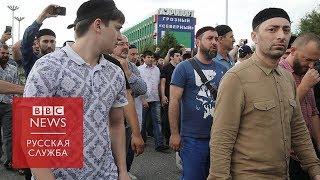 В Чечне тысячи людей пришли проститься с убийцей Юрия Буданова. Почему?