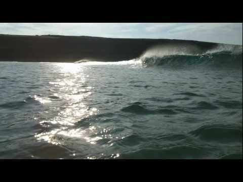 newquay body boarding holiday clips sept 2011