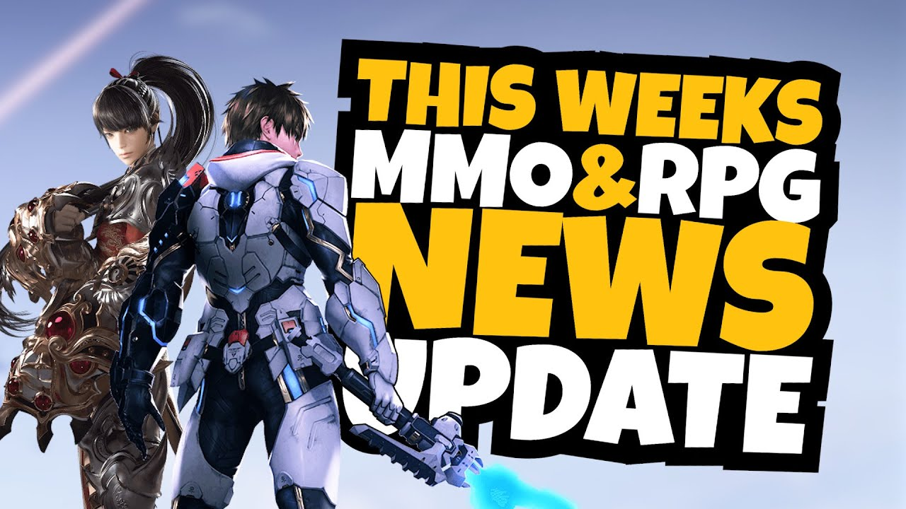 Lost Ark is Coming, New Genesis Launch, Palia and More! | This Weeks MMO & RPG News