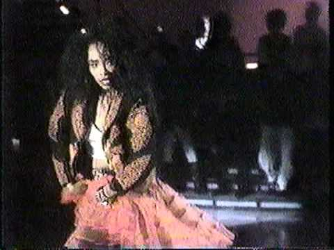 Jody Watley - Looking For A New Love - America Bandstand 1987