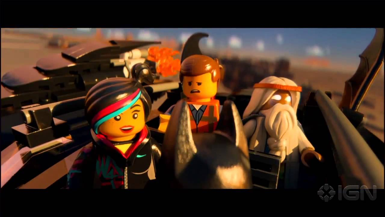 The Lego Movie Im Batman Clip YouTube