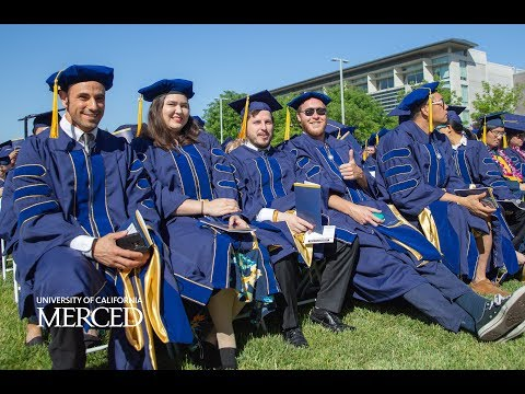 #UCM2018 Commencement – UC Merced Schools of Engineering & Natural Sciences