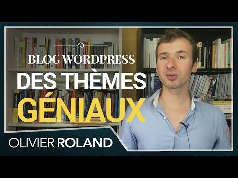 Thèmes WordPress GÉNIAUX : comment les trouver et les installer en 2 clics