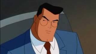 Clark Kent reveals his secret identity