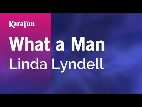 Karaoke What a Man - Linda Lyndell *