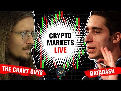 Bitcoin Still to $100K? Halving Breakdown, Stock Market Decoupling & More | DataDash & TheChartGuys