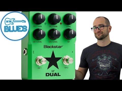 Blackstar LT Dual Overdrive Pedal Demo