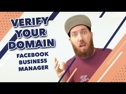 Verify your Shopify Domain in Facebook Business Manager