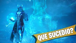 Meaning of the Icestorm Icestorm Ice Storm Ice Storm Fortnite Secrets and Theories