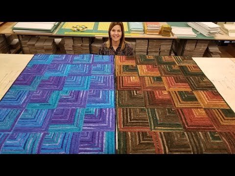 Cutting Corners Quilt | the Easiest Pattern in the World!