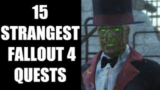 15 Strangest Quests In Fallout 4 You Totally Didn