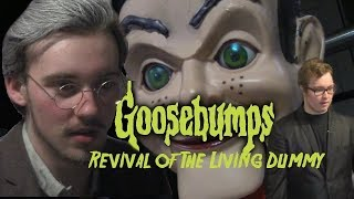 Goosebumps: Revival of The Living Dummy