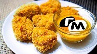 Куриные наггетсы дома | Наггетсы с сыром  -- Голодный Мужчина, Выпуск 56