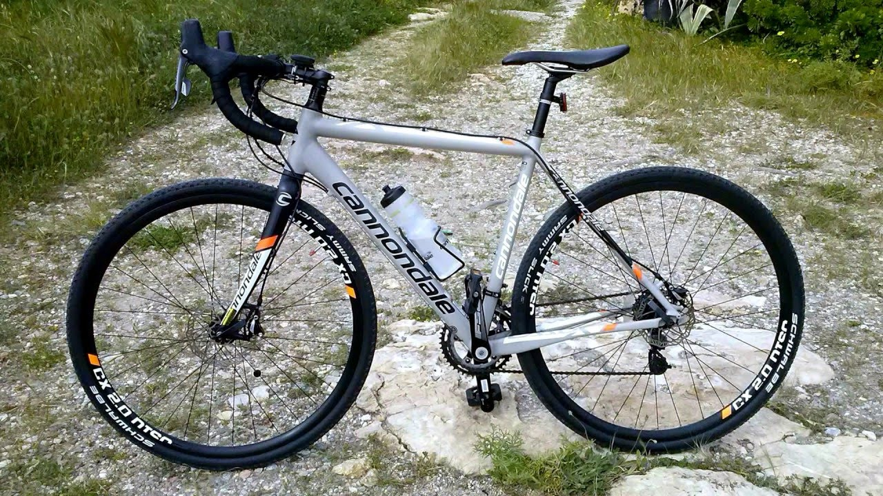 9f73b311f5d CANNONDALE CAADX SRAM RIVAL DISC 2015. - YouTube