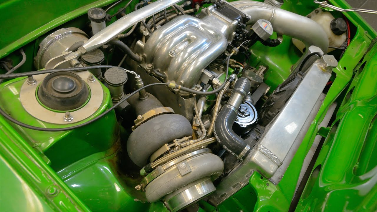 Mazda 323 13B turbo dyno - Promaz Automotive - YouTube