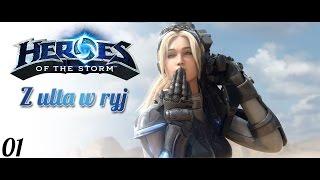Heroes of the Storm #01 - Z ulta w ryj