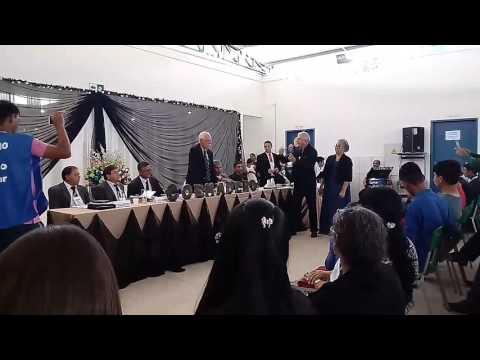 Convenção em ji Paraná.posse do pst Roberto.tardini